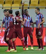 Trabzon 12'den vurdu