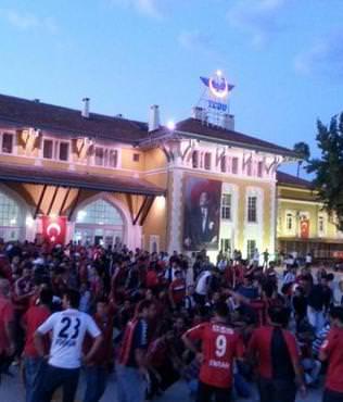 Adana Mersin'i ho� kar��lamad�