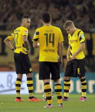 Dortmund da Galatasaray'a uydu