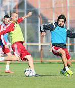 Sivasspor'da Gençlerbirliği hazırlıkları
