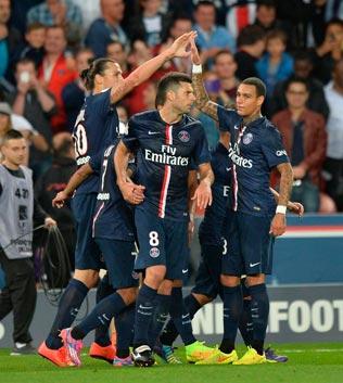 Paris'te m�thi� d�ello: 3-2