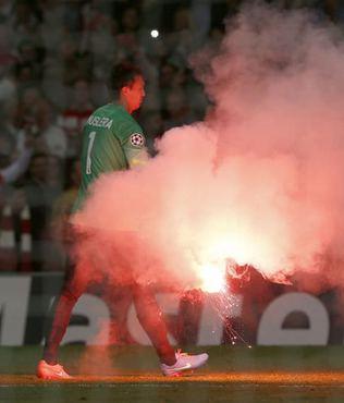 UEFA'dan G.Saray'a soru�tuma