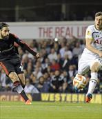Tottenham bu kez zor kurtuldu