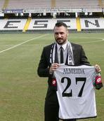 Almeida'dan imza sonrası ilk açıklama