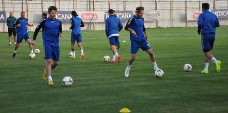 Torku Konyaspor'da hedef 3 puan