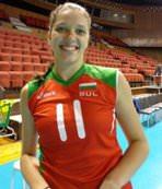 Ruseva,  Nil�fer Belediyespor'da