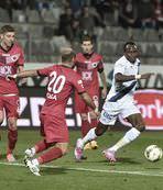 Erciyesspor'un galibiyet hasreti sürüyor