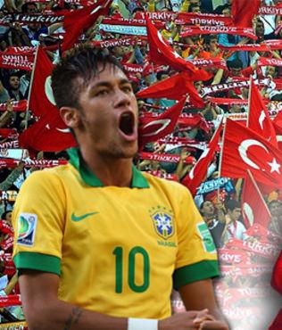 Saraco�lu'nda Neymar'� izlemenin bedeli...