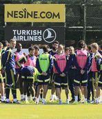Fenerbahçe'de Gençlerbirli�i mesaisi sürdü