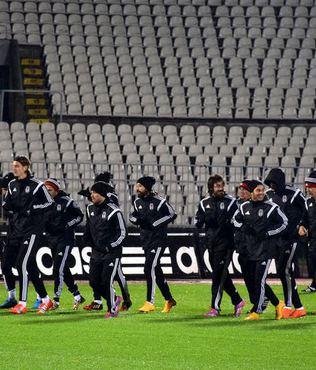 Partizan ve F.Bah�e biletleri sat��ta