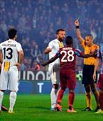 �srailli hakem 2 penalt�y� 'es' ge�ti