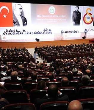 Galatasaray, 18. kez ola�an�st� kongreye gidiyo
