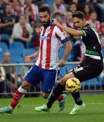 La Liga'da farklı skorlar