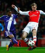 Anderlecht 3-0'dan döndü