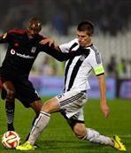 Partizan'ın golü yok
