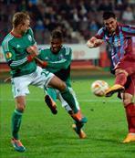 Gruptan çıkan ilk takım Legia: 2-1