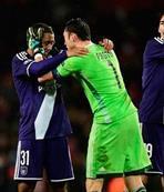 Anderlecht zorlanmadı