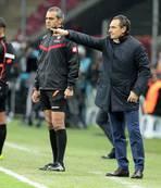 Galatasaray - Trabzonspor maç� caps'leri