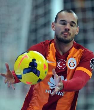 Sneijder oynatmama tercihi do�ru