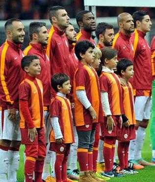 Galatasaray eksilerde
