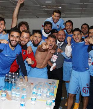 Trabzonspor'da �ampiyonluk sesleri
