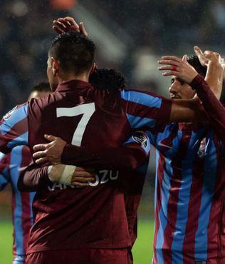 Trabzonspor - Metalist Kharkiv ma��