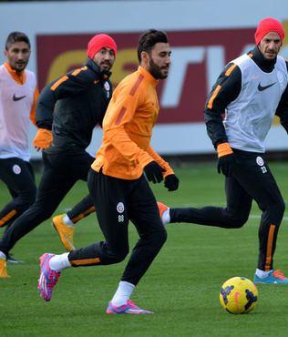 Galatasaray, G.Antep'te moral pe�inde