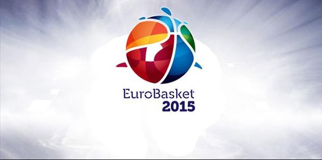 EuroBasket 2015 kura listesi belli oldu