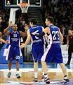 Anadolu Efes, Real ile liderlik maçında