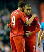 Liverpool'da Johnson şoku