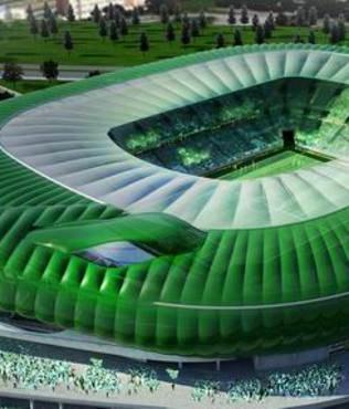 Timsah Arena 5 Haziran'da ba�l�yor