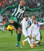 Bursa'da 6 gollü sa�anak