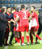 G.Antep Rize'yi tek golle y�kt�