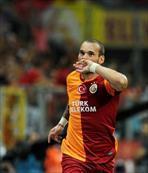 Sneijder tehlikesi bitti