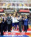 Kupanın Kraliçesi Fenerbahçe