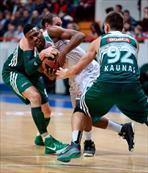 Top 16'da ilk rakip Kaunas