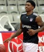 Beşiktaş ABD'li basketbolcuyu gönderdi