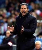Simeone radara girdi