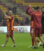 Sneijder'le �ay keyfi