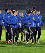 Başakşehir'de kupa mesaisi başladı