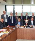 TFF Rivada toplandı