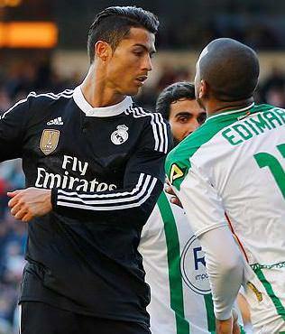 Ronaldo'ya en b�y�k destek Neymar'dan
