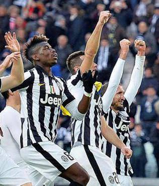 Serie A'da lider Juventus fark� a��yor