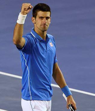 Djokovic'in rakibi son �ampiyon Wawrinka oldu