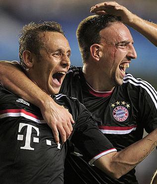 Bayern'de �ifte sakatl�k