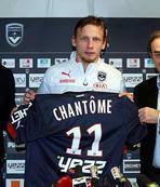 Bordeaux, PSGden Chantomeu renklerine bağladı