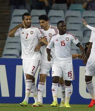 Birle�ik Arap Emirlikleri 3. oldu