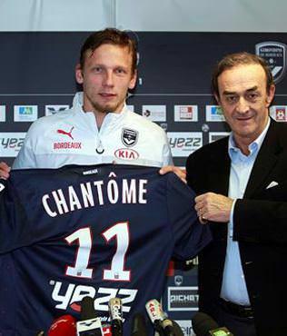PSG'li futbolcu Bordeaux'da