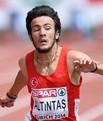 Milli atlet Batuhan Altıntaş'tan rekor
