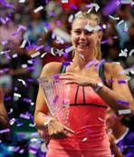 Finalin adı: Sharapova - Williams